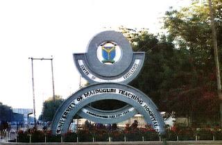 UMTH School of Health Information Management Form 2020/2021