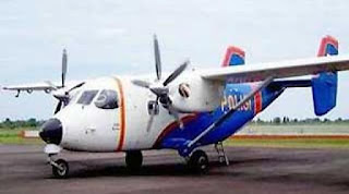 Dikabarkan Tim SAR Berhasil Temukan Pesawat Polisi yang Jatuh di Kepulauan Riau - Commando