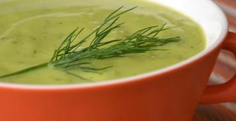 Cocina Latina : Raw Alkaline Dill Cream Soup - Dr  Sebi Approved