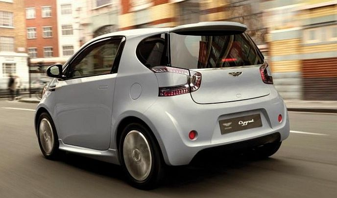 I Was Going To Write Only Objective Out There But Then Would Also Like Aston Cygnet Cash Cow Which Essentially S The Toyota Iq For Less Than