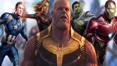 Avengers Endgame Scene leaked before release