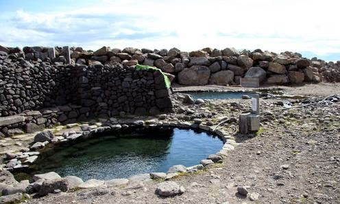 Grettislaug Islande