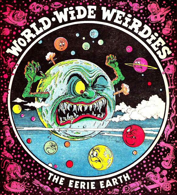 "Ken Reid  ""The Eerie Earth"" World Wide Weirdies"