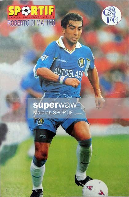 Roberto Di Matteo Chelsea