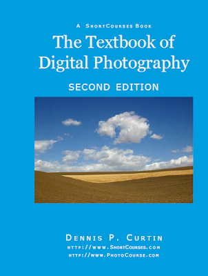 Buku fotografi gratis : The Textboox of Digital Photography by Dennis P. Curtin