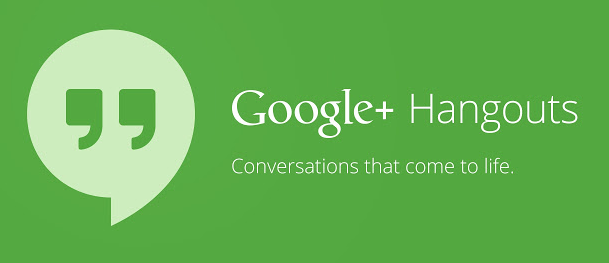 Google plus Hangouts plugin logo