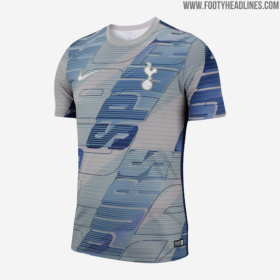 Insane Nike Tottenham Hotspur 19 20 Pre Match Shirt Released Footy Headlines