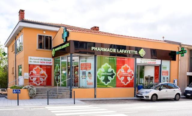 Pharmacie Lafayette, distributeur exclusif Aromaya - Blog beauté