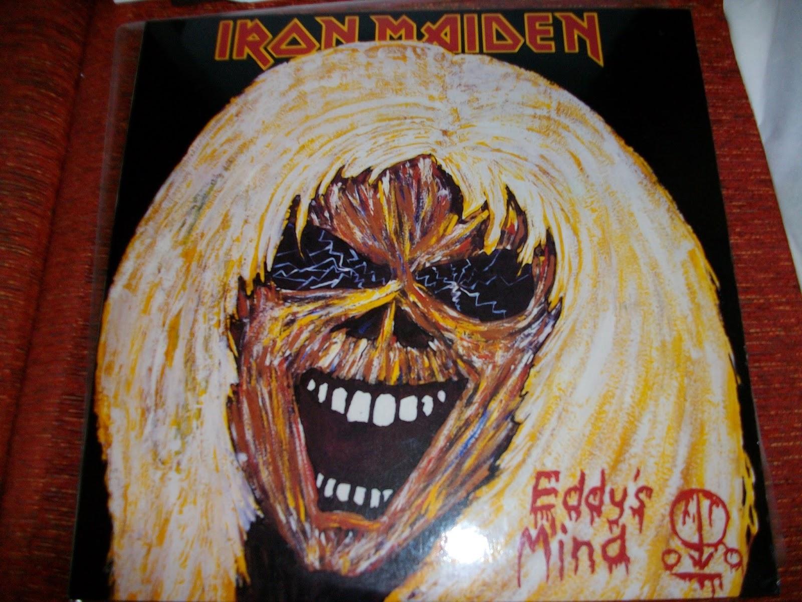 Iron Maiden - Eddy's Mind