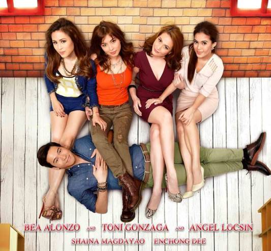 Four Sisters And A Wedding Gross P60 Million In 4 Days