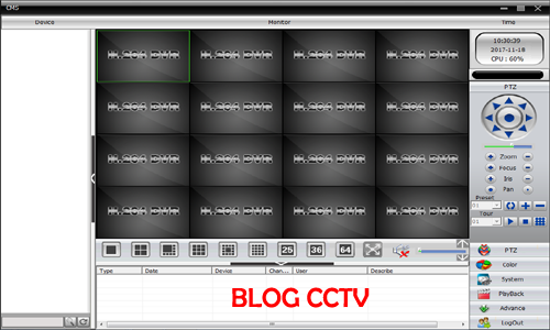 TUTORIAL Instalasi CMS DVR CCTV Hisomu