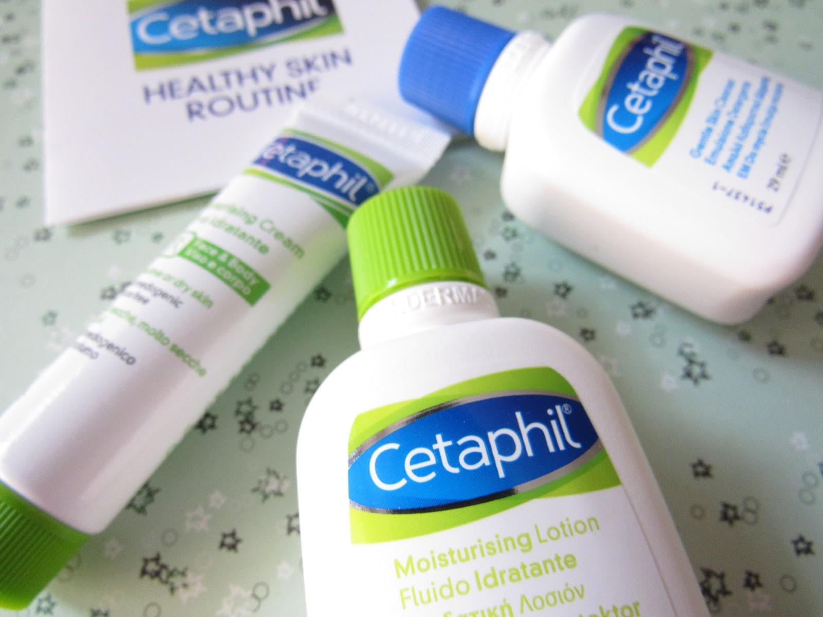 Blooming Fiction, lifestyle blog, Cetaphil Skincare Regime