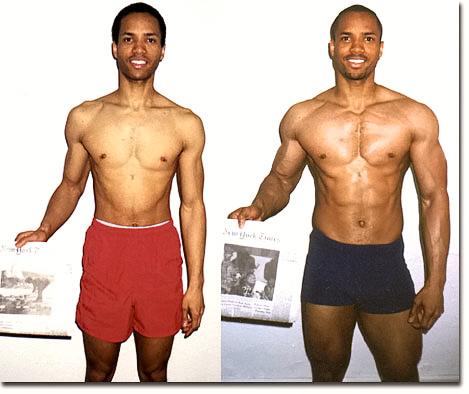 aumentar masa muscular en casa hombres