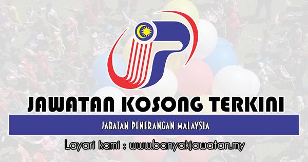Jawatan Kosong 2019 di Jabatan Penerangan Malaysia