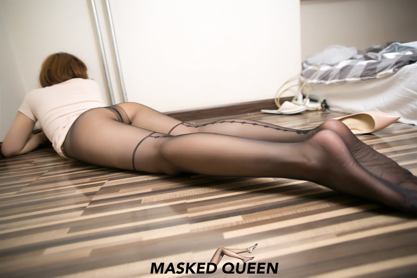 30 - Hot And Sexy Model From MASKED QUEEN NO.18