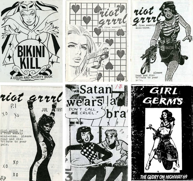 bikini kill satan wears a bra girl germs
