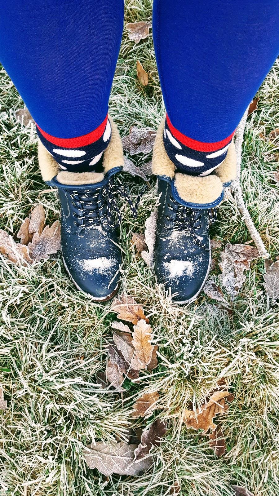 warm feet