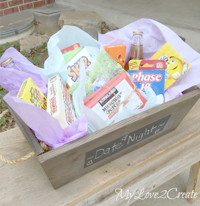 MyLove2Create, Date Night Gift Crate