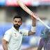 Virat Kohli breaks record :Four double-tons in four series