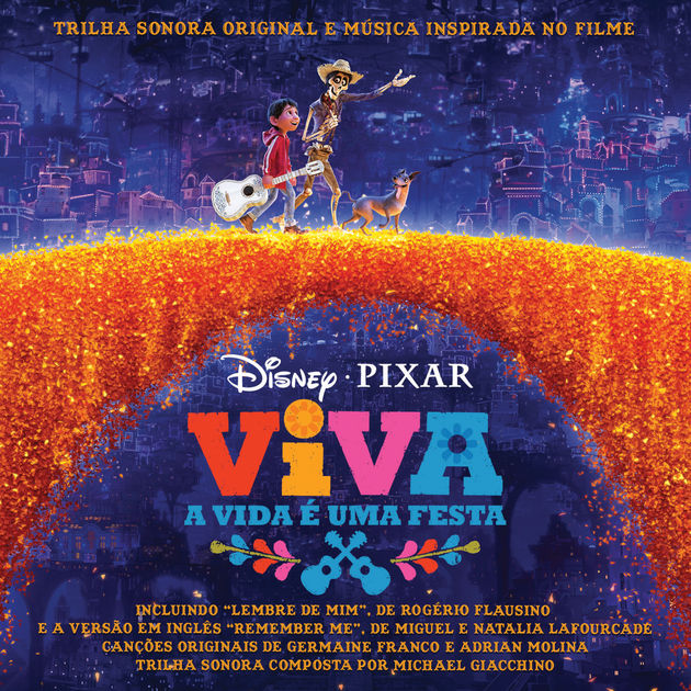 Various Artists - Viva - A Vida é uma Festa (Original Soundtrack in