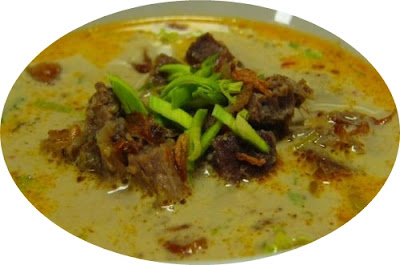 Resep Masakan Soto Sapi Santan Special