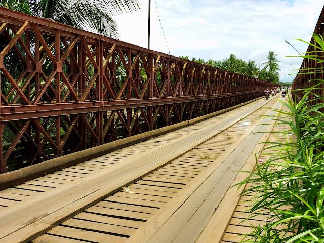 luang prabang puente