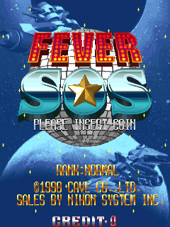 Fever SOS (International, Ver. 98/09/25) ( Arcade )
