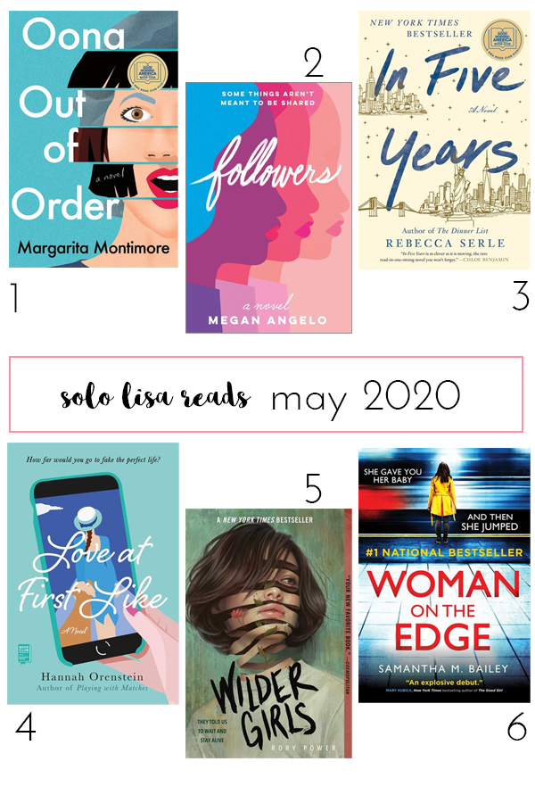 Round-up of book covers