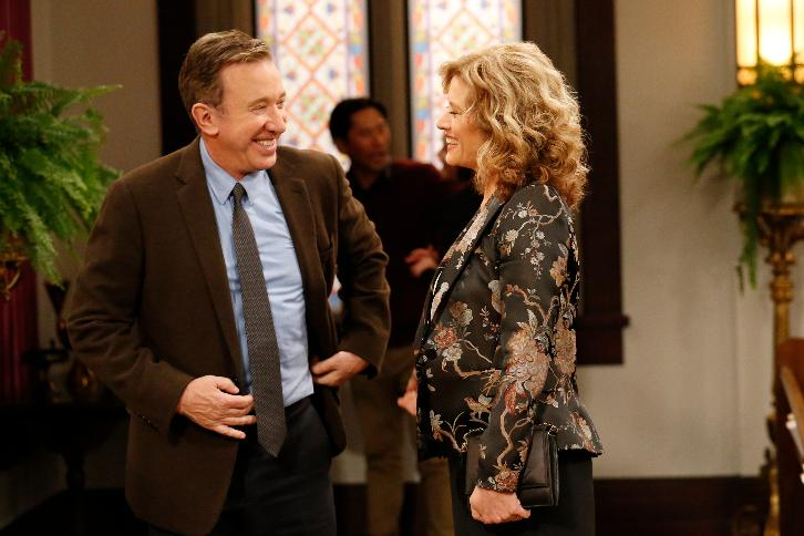 Last Man Standing - Episode 6.18 - Take Me to Church - Promotional Photos & Press Release