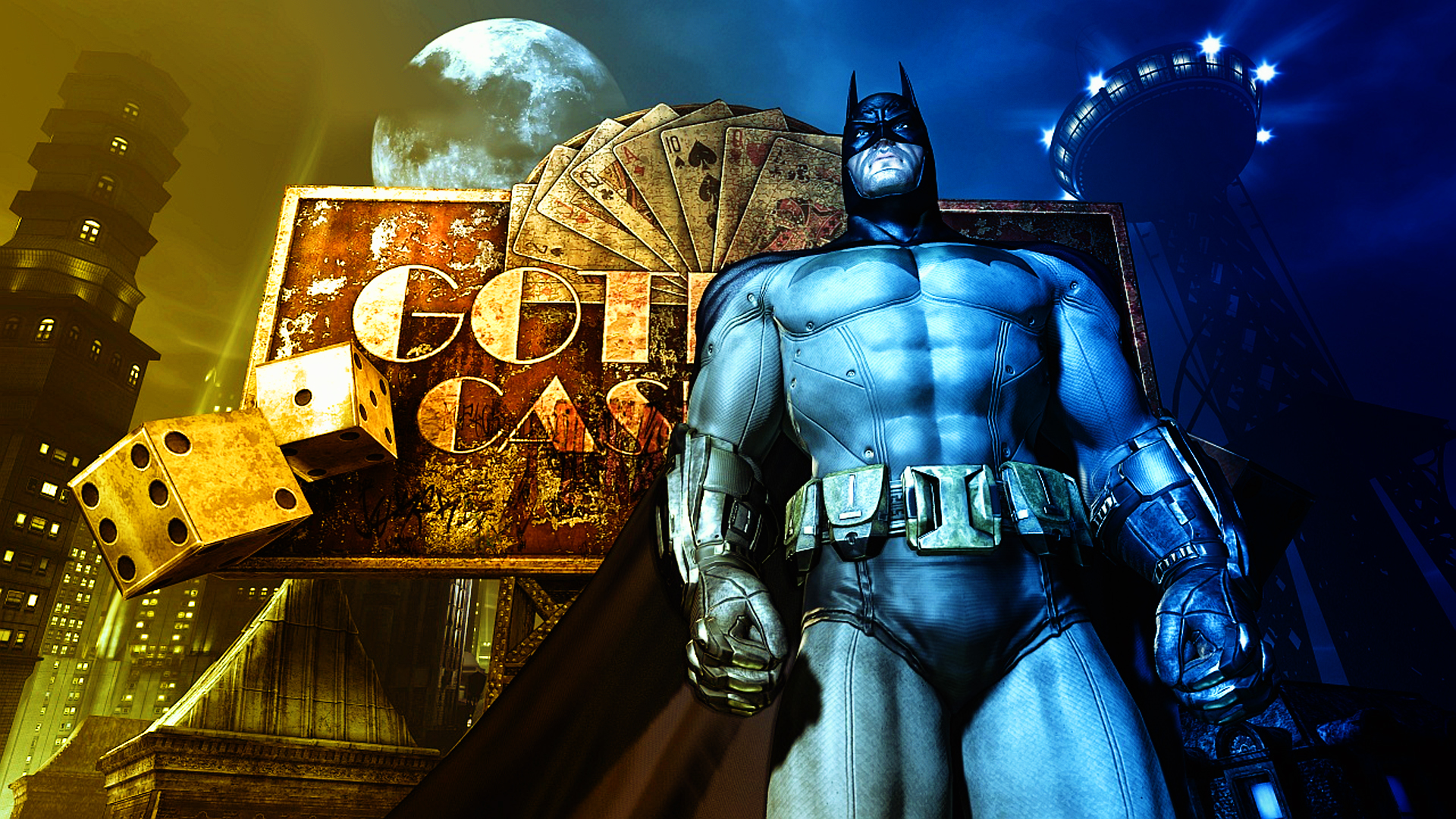 Hd Wallpapers Pack For Windows 10 High Resolution Wallpapers Pictures Batman Arkham City
