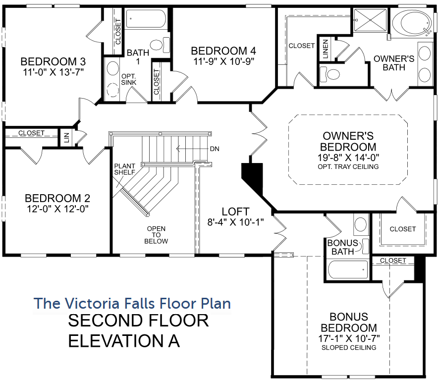 Ryan Homes Floor Plans Moving On Up Home In A Rome