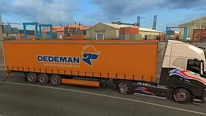 Dedeman trailer mod