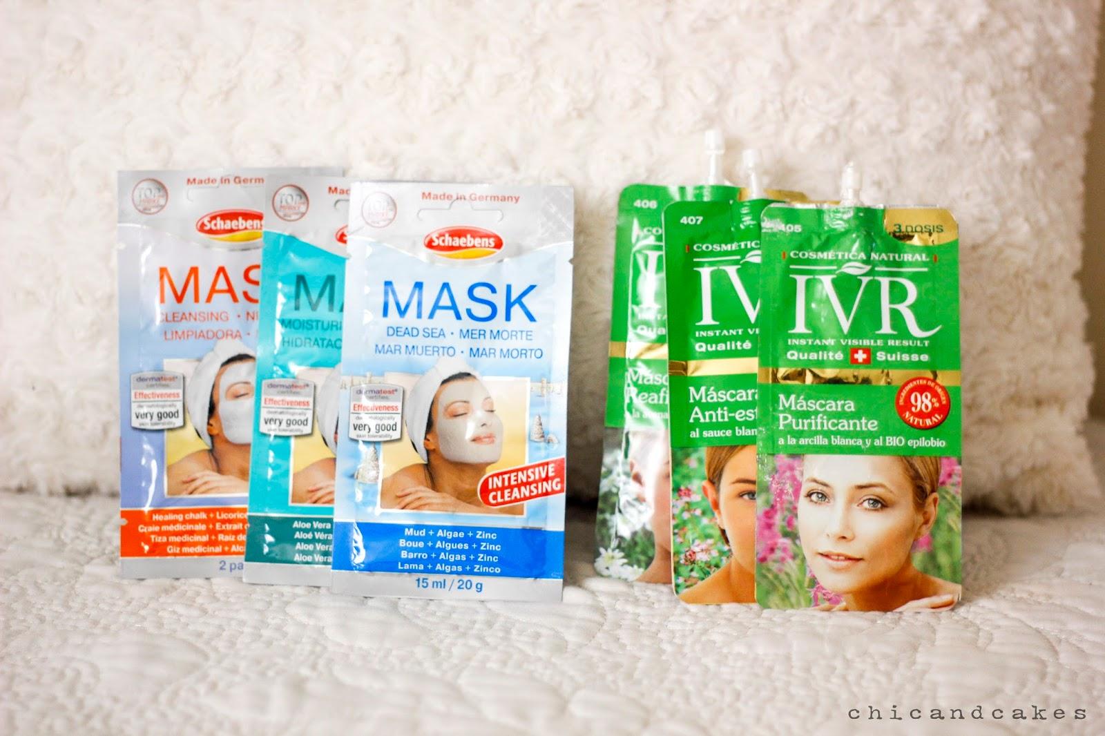 Aguas perfumadas hidratantes de IVR Swiss Made
