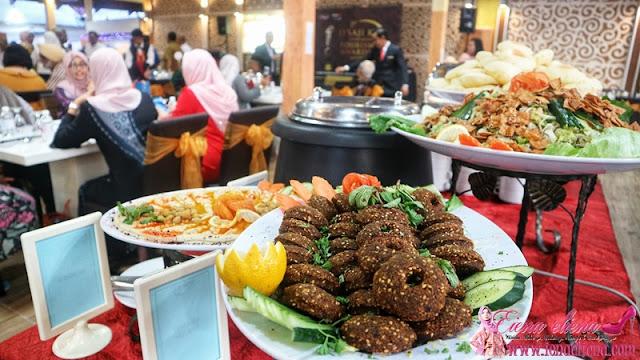 Restoran Arabic Orchid, D'Saji KL Titiwangsa