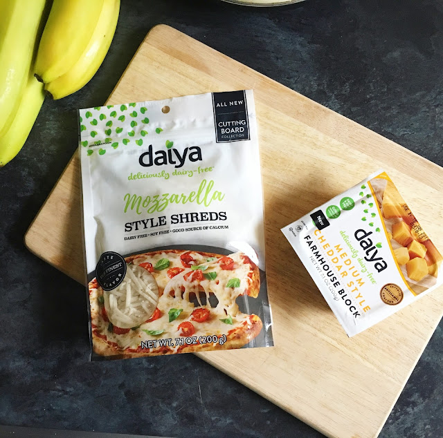 Daiya Mozzerella and Cheddar FOUND in Sainsbury's UK