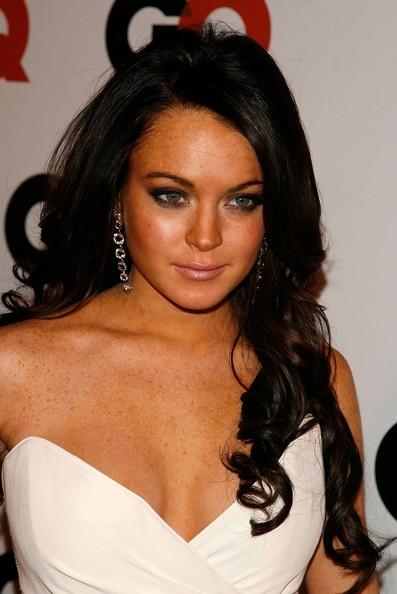 Lindsay lohan nude playboy magazine