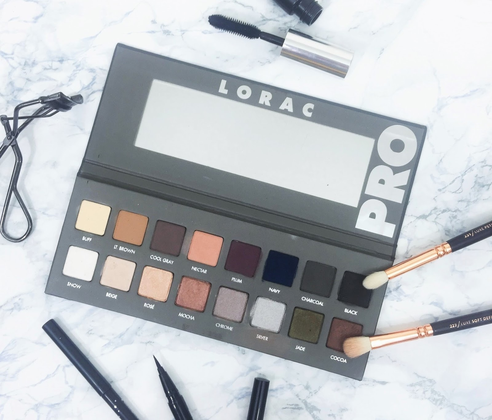 The Lorac Pro 2 Palette Review