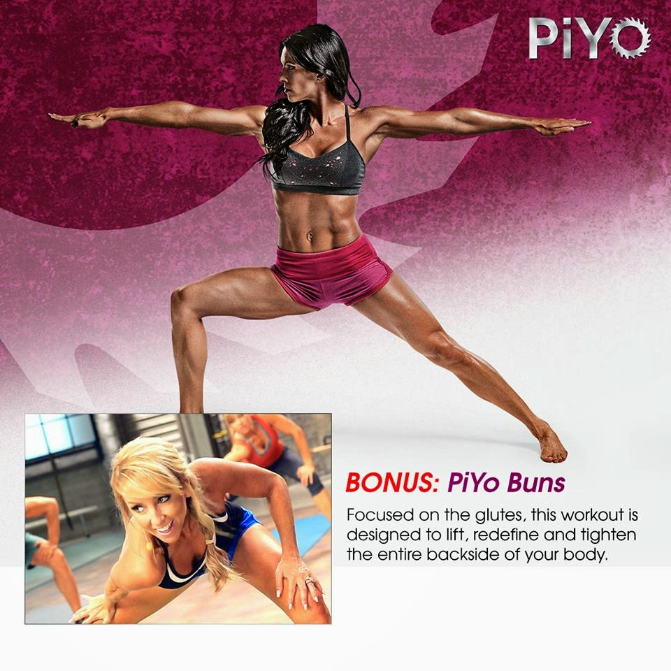 fill me with meaning: PiYo: Buns Review