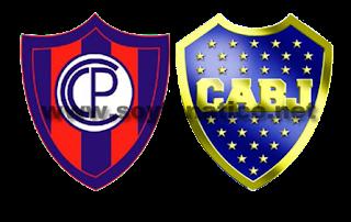 Boca Juniors vs Cerro Porteño Octavos de Ida Copa Libertadores 2016