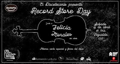 Record Store Day en Chile en El Discotecario