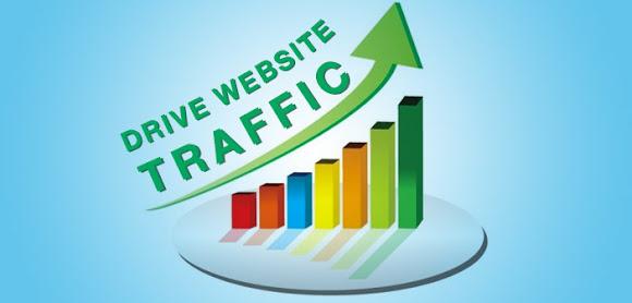 cara untuk mendapatkan trafik ke website kita