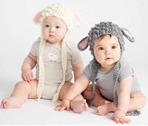 Lambchop Hat Pattern - Free Download