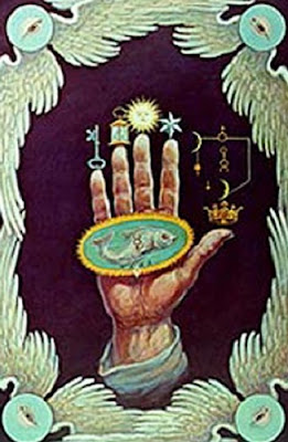 Mâna Misterelor