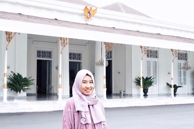Gedung Agung Istana Kepresidenan Yogyakarta