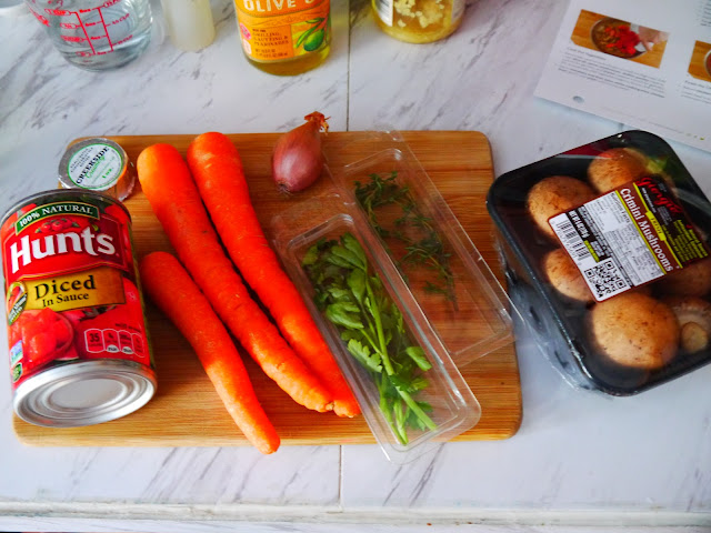 Contents for Recipe