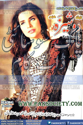 Dosheeza Digest February 2016 Online Reading