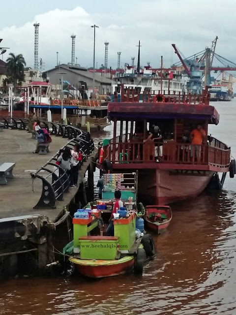 Wisata Sungai Kapuas