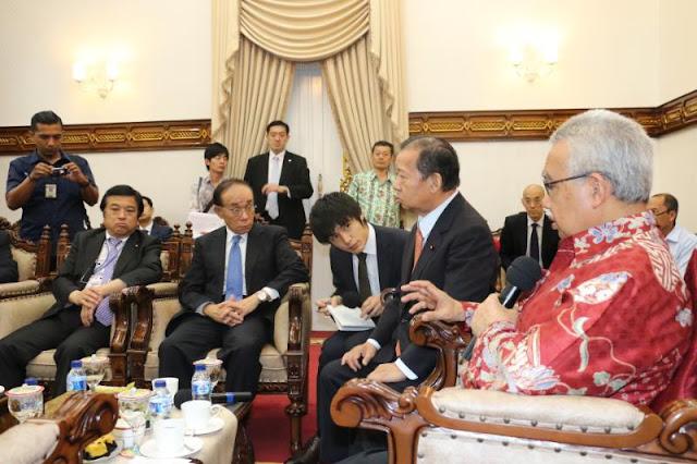 Jepang Tawarkan Pembangunan Museum Tsunami Dunia di Aceh