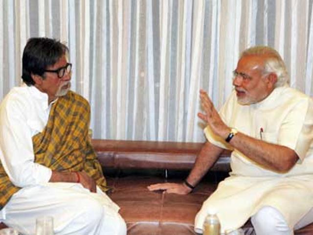 'अमिताभ को देश का अगला राष्ट्रपति बनाने की PM मोदी की है योजना'