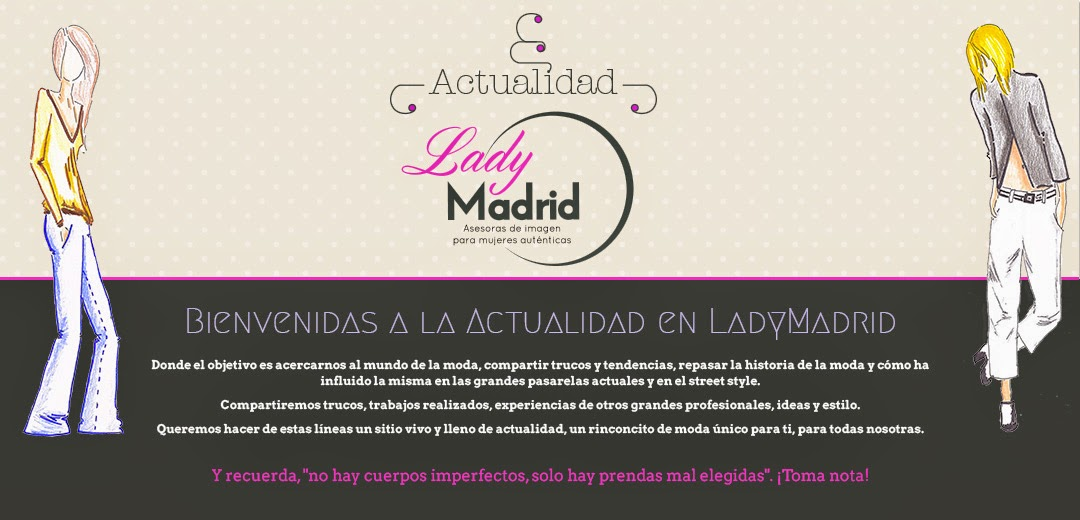 Actualidad Lady Madrid
